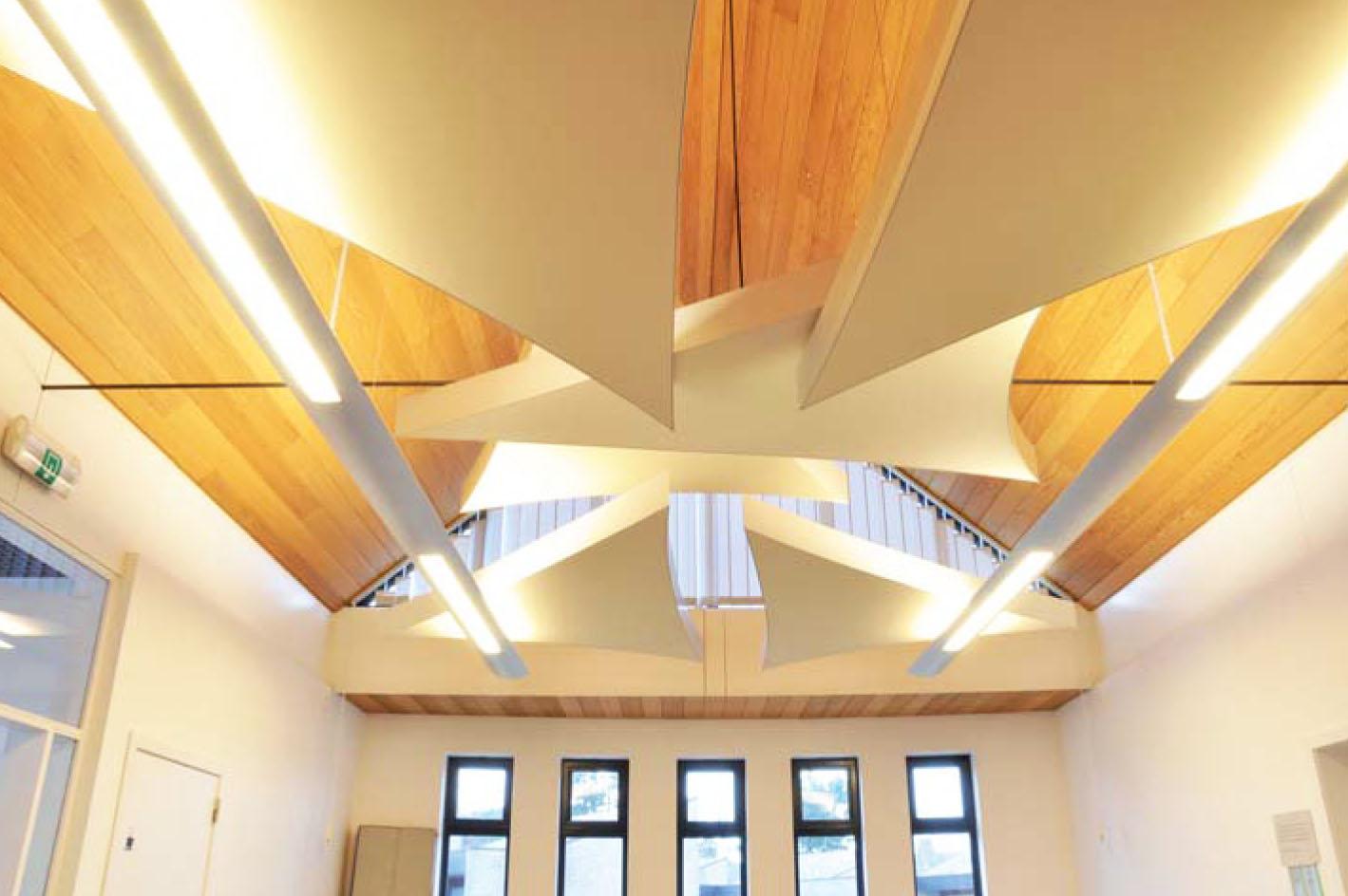 Tapisserie fibre de verre plafond devis des travaux for Pose fibre de verre plafond video